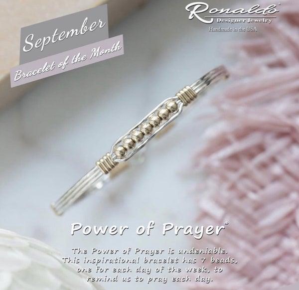 Power Of Prayer Ronaldo Bracelets