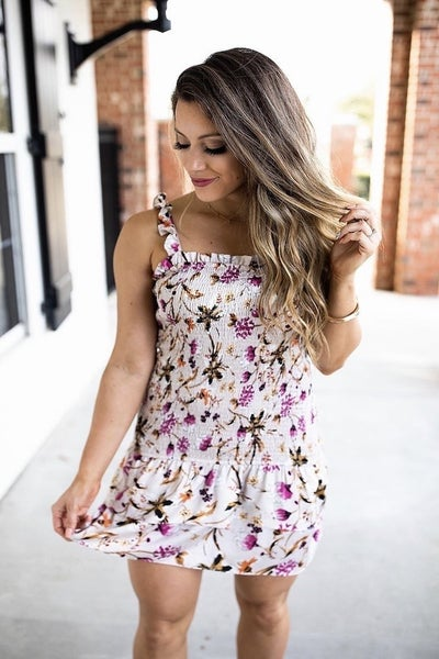 Just to See You Smile Dress