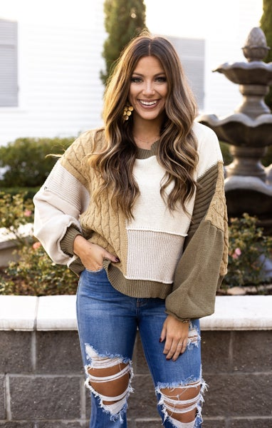 Tamed By You Sweater