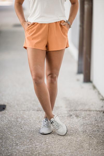 Most Obsessed Shorts - Orange
