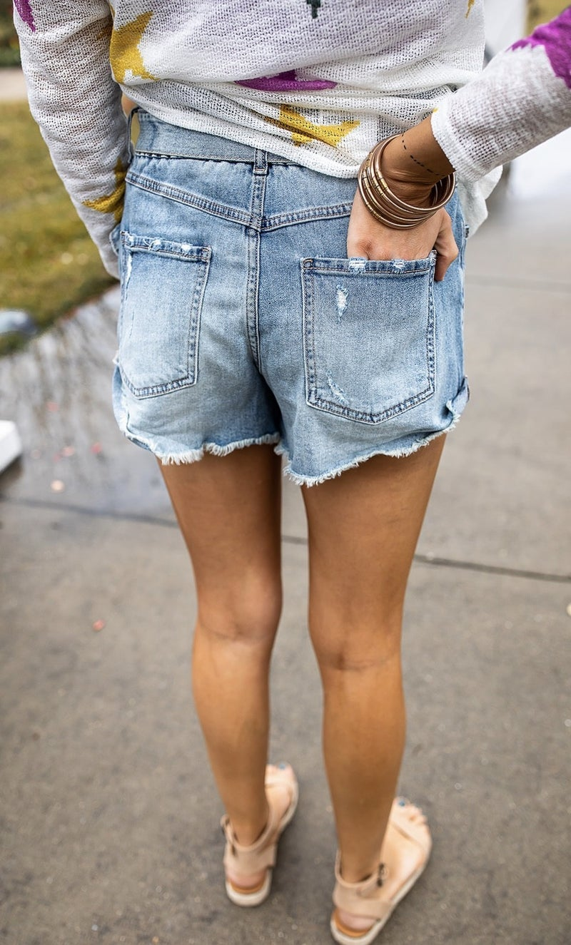 Weekend Bliss Shorts
