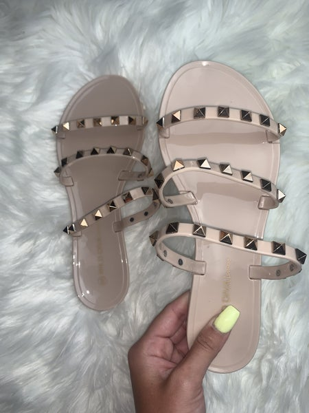 Beach Going Sandals *Final Sale*