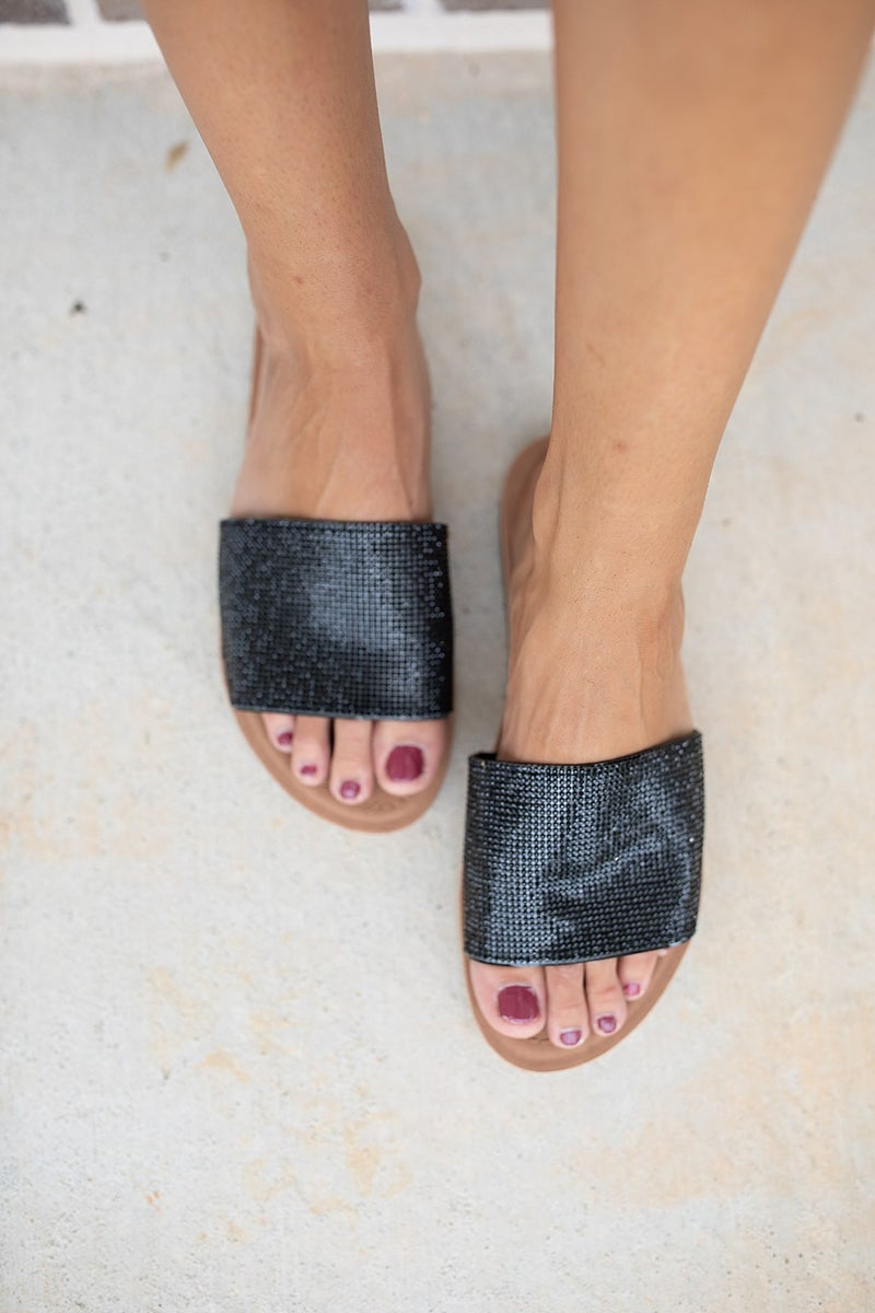 Glitz and Gorgeous Sandals