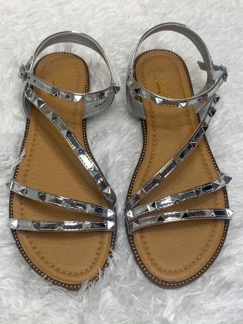 Ready Set Chic Sandals