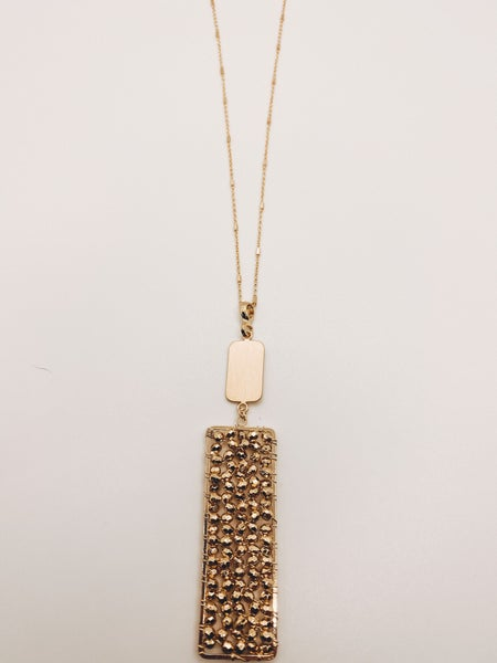 Tangled Up Necklace