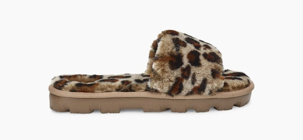 UGG Womens Cozette leopard
