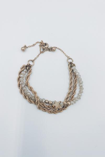 Happy Hour Bracelet-Natural