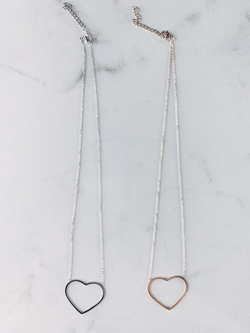 Honey, Please Necklace