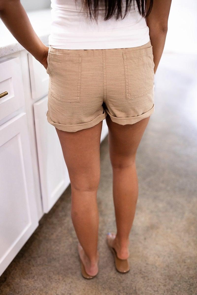 Cozy In Cali Shorts *Final Sale*