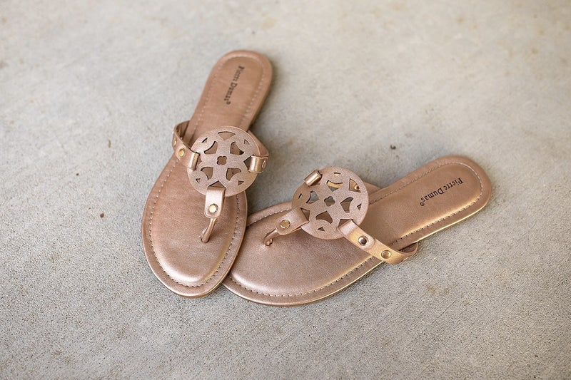 Here We Come Sandals