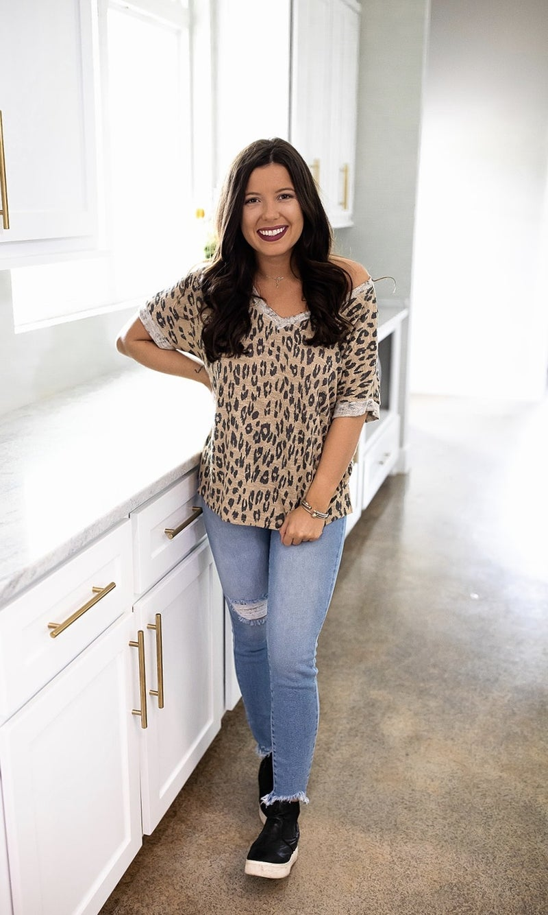 Wild Hearted Top