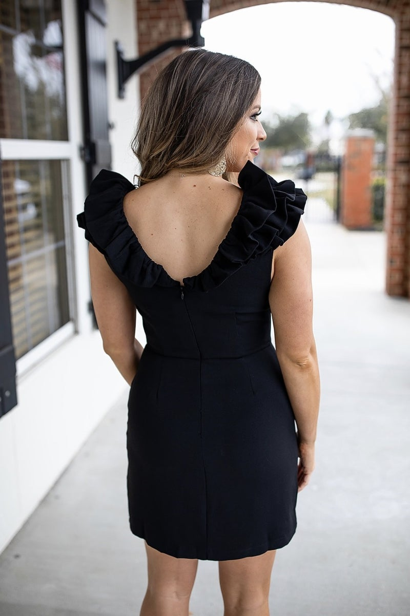 Just Getting Started Dress