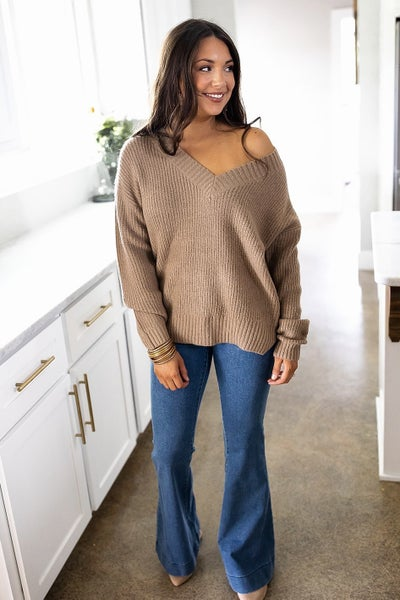 Comfort Days Sweater