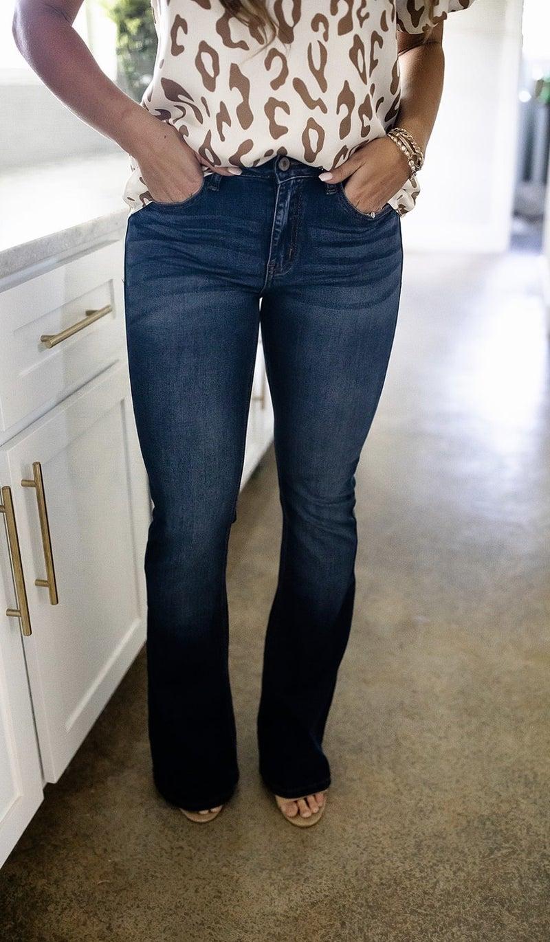 Bottom Blues Jeans