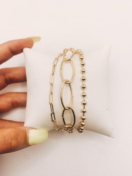 Lady Like Bracelet