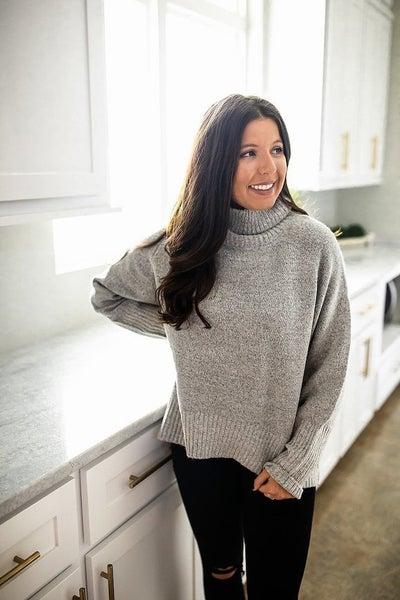 Fall Morning Sweater
