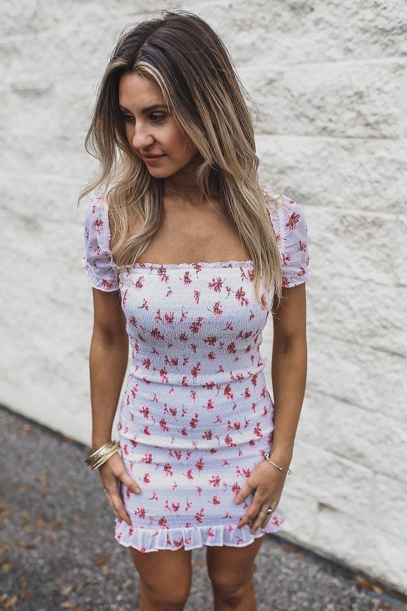 Kissed By a Rose Dress
