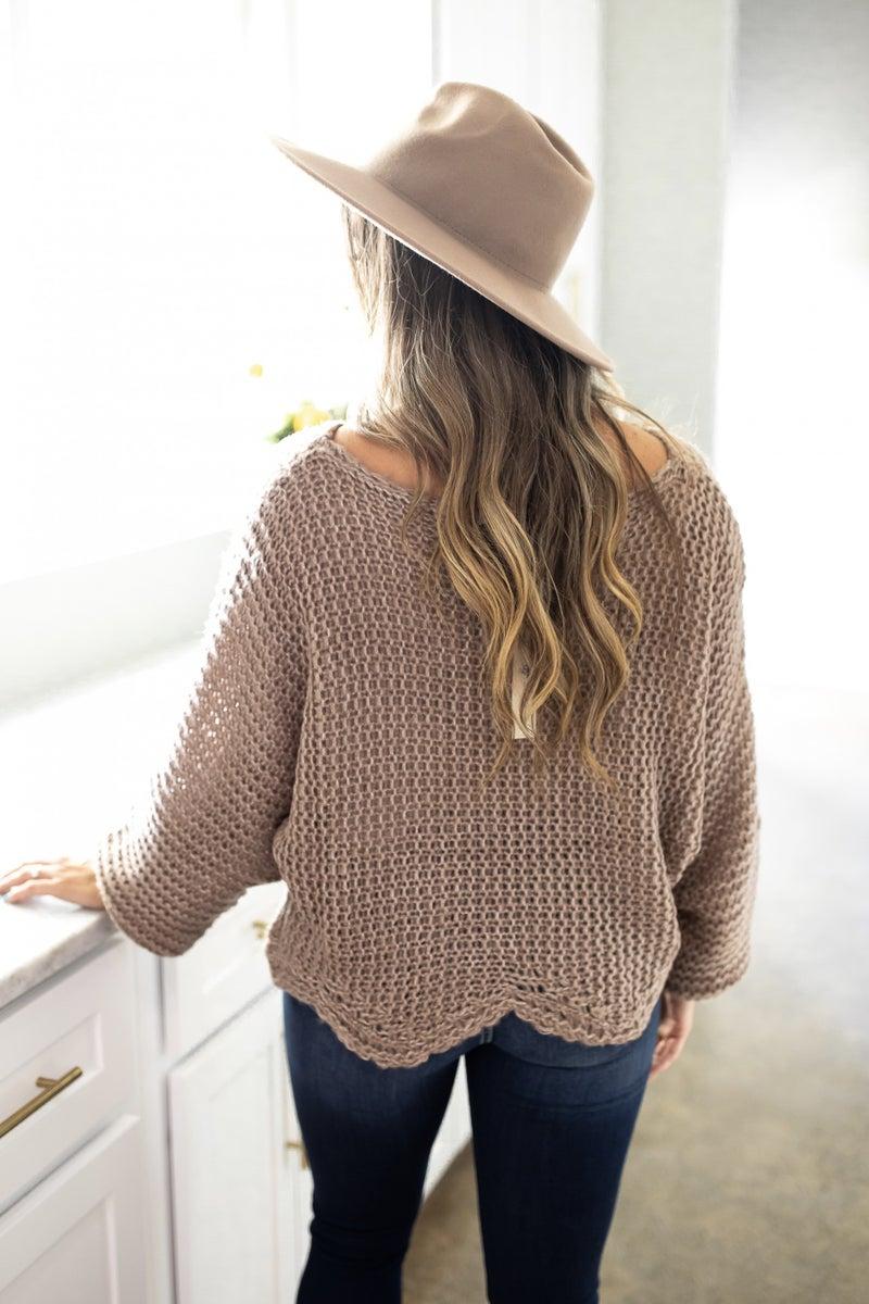 Cozy Spot Sweater