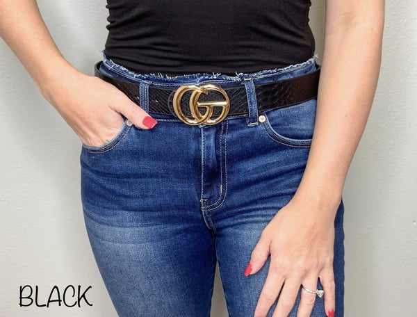 Touch Of Trendy Belt