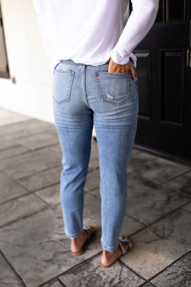 How I Love You Jeans *Final Sale*