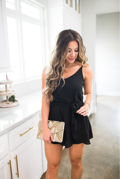 No Set Back Romper
