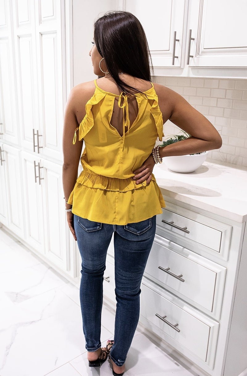 Sunny Afternoon Top