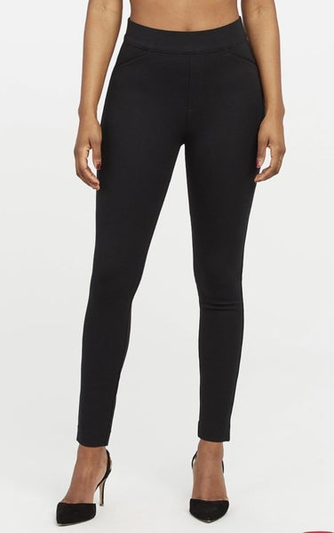 Spanx Black Skinny Pants