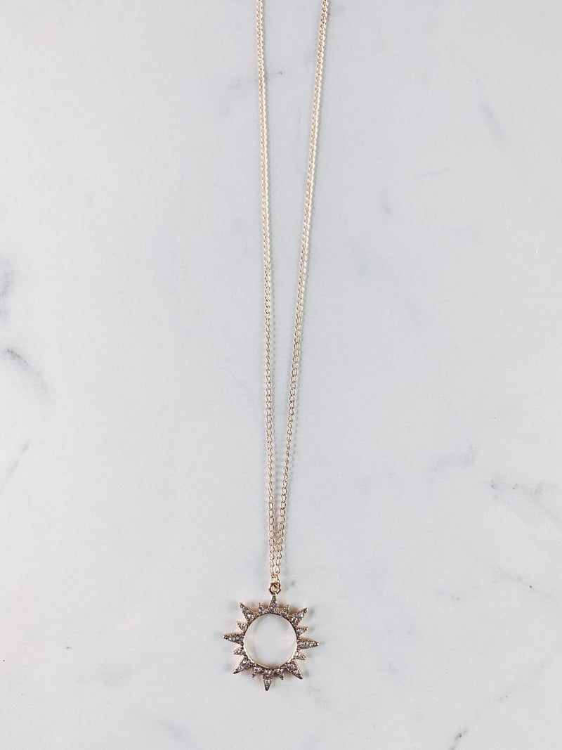 Chasing Sunsets Necklace