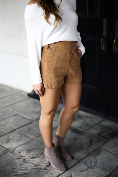 Get In Line Shorts