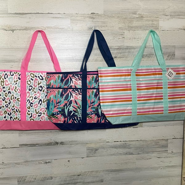 Large Open Tote