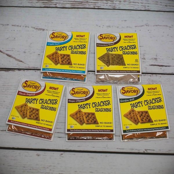 Savory Cracker Seasoning  Mix