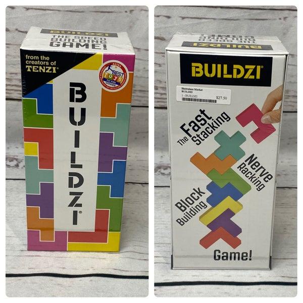 Buildzi Stacking Blocks Family Game