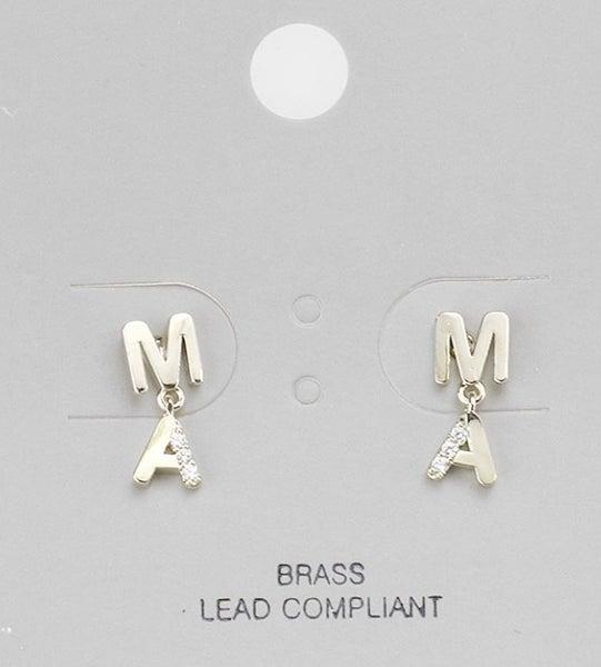 Mama Earrings
