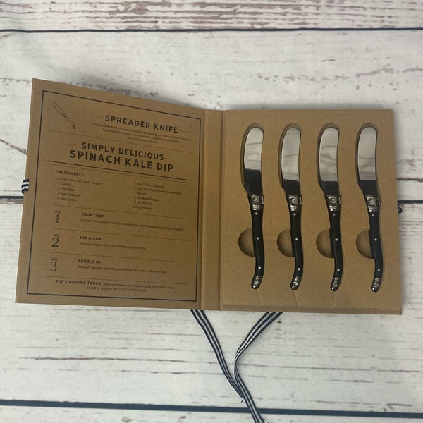 Charcuterie Spreaders Set of 4