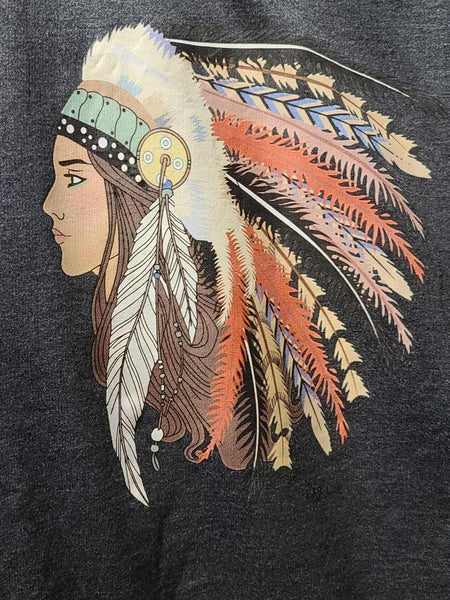 Tribal Light Sweatshirt