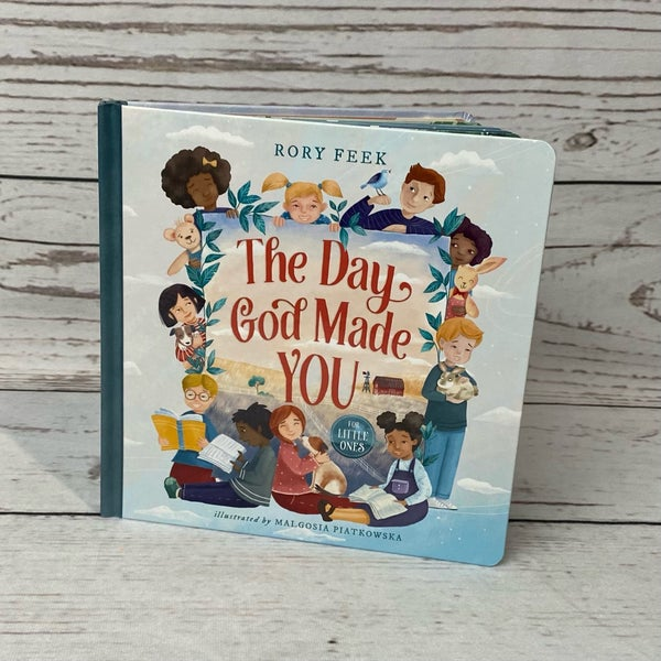 The Day God Made You Children's Book