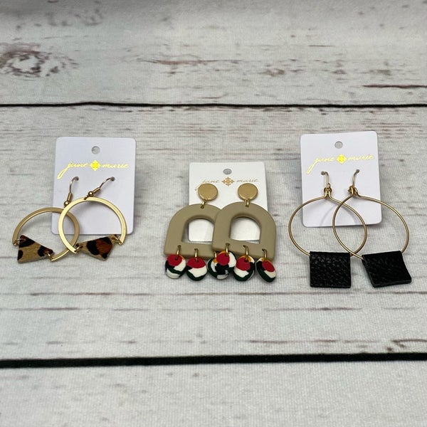 Assorted Dangle Earrings