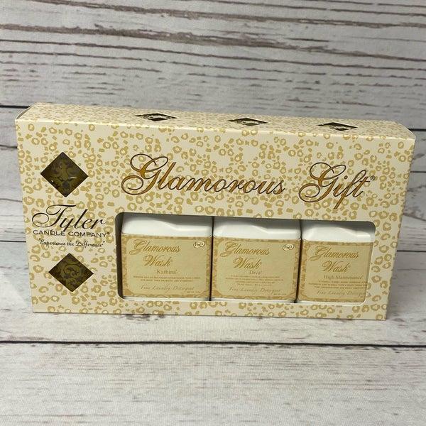 Tyler Candle Glamorous Gift Set-High Maintenance, Kathina and Diva