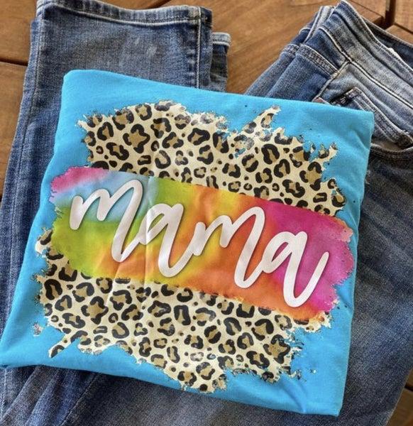 Colorful Mama T-Shirt