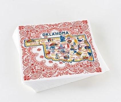 Oklahoma Napkins