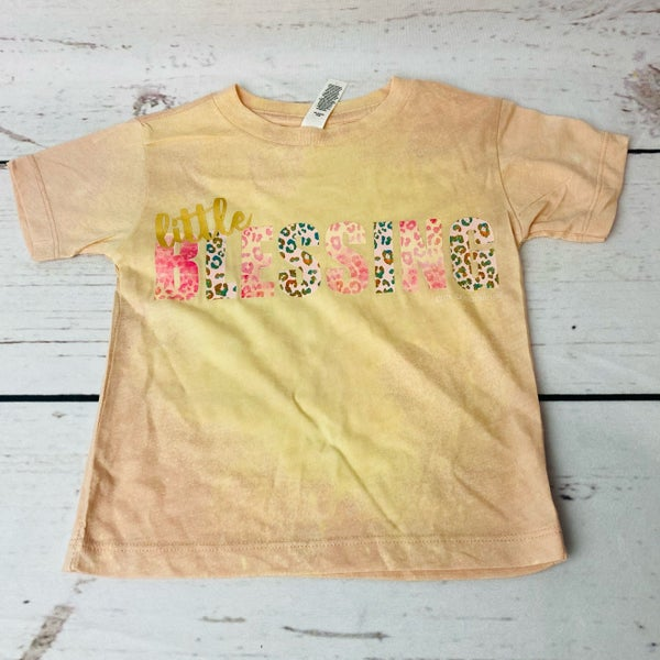 Bleached Little Blessing Toddler/Youth T-Shirt