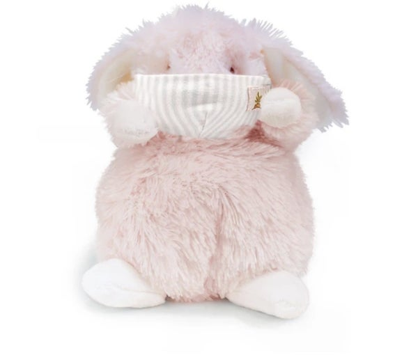 Wee Bloom Bunny with Mask