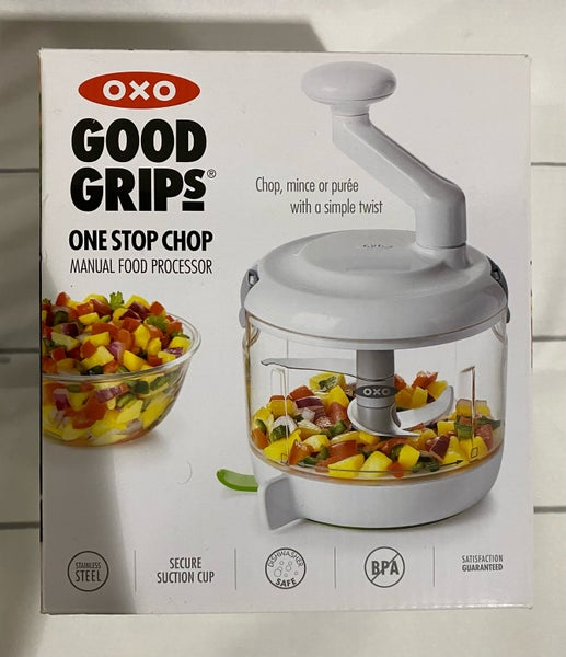 OXO One Stop Chop Food Processor