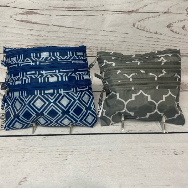 RuMe Baggie All Zippered Pouch