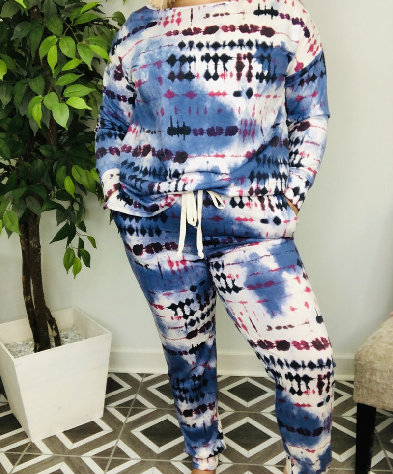 Leave It All Behind Lounge Pants