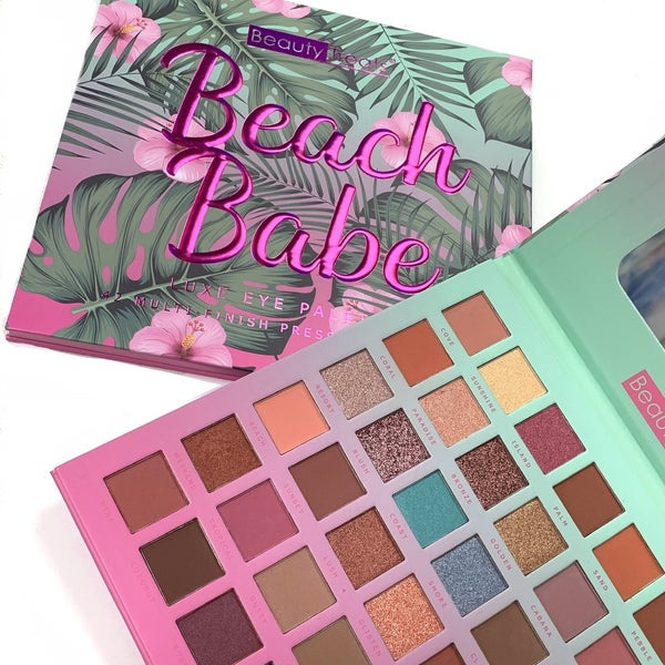 Beach Babe Eyeshadow Palette
