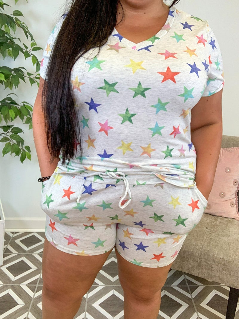 Dreaming of Stars Lounge Shorts