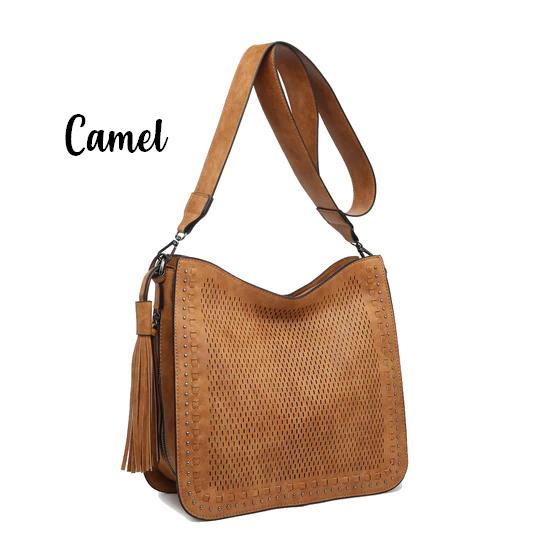 Conceal Carry Laser Cut Bag