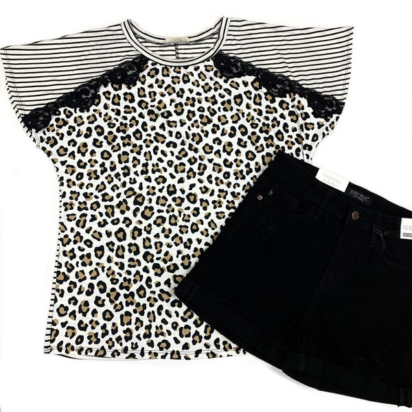 Seeking Purr-fection Leopard Top