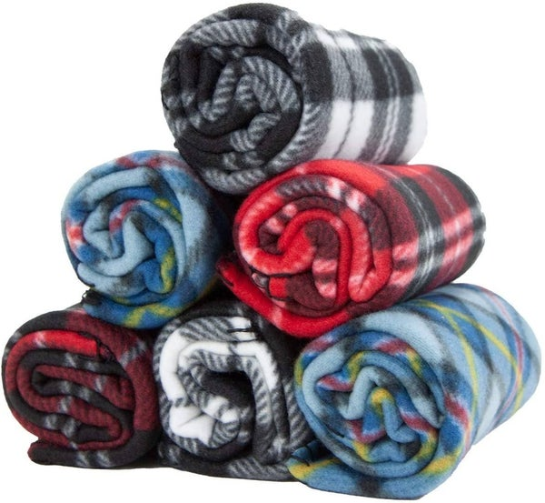 Fleece Pet Blankets